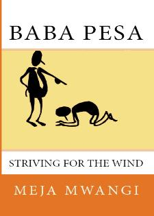 HM Books cover of Baba Pesa by Meja Mwangi