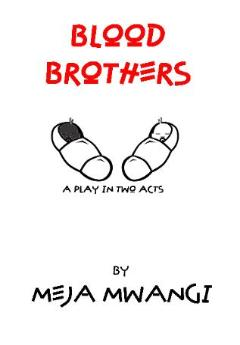 HM Books cover of Blood Brothers by Meja Mwangi