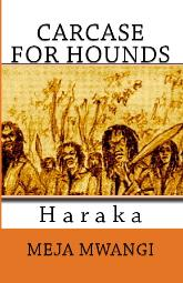 HM Books cover of Carcase for Hound by Meja Mwangi