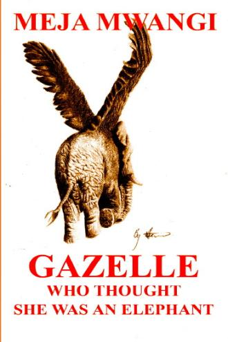 HM Books cover of Gazelle by Meja Mwangi