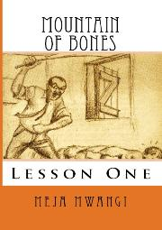HM Books cover of Mountai of Bones by Meja Mwangi